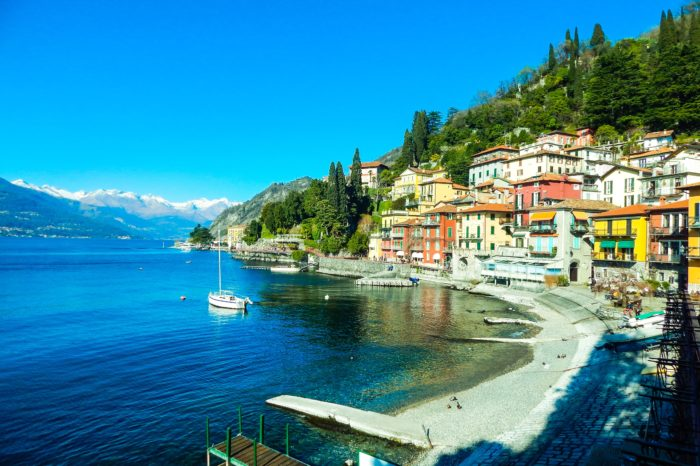 Best of Lake Como: Full Day from Milano