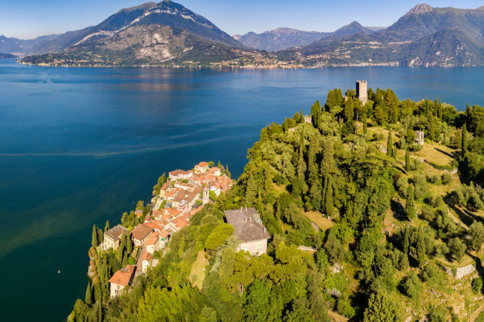 Wayfarer's Trail from Varenna to Bellano