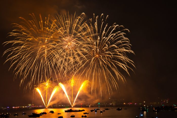 Fireworks on Isola Comacina | 22 June Only