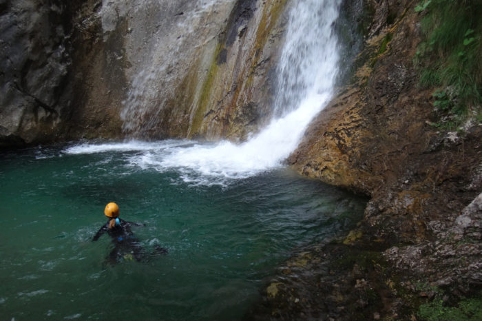 Canyoning on Lake Como: Yes You Can!