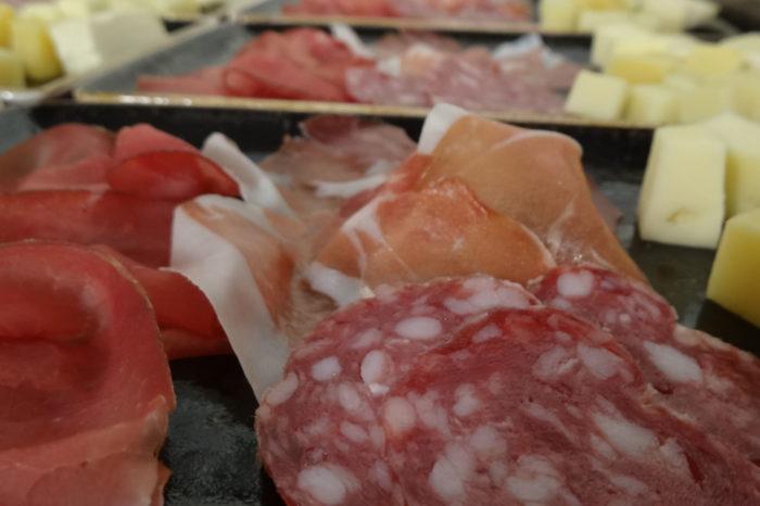 Italian Aperitivo in Como!