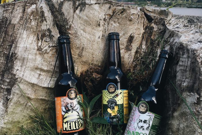 Have a beer from the top of a mountain! A local craft beer of course!